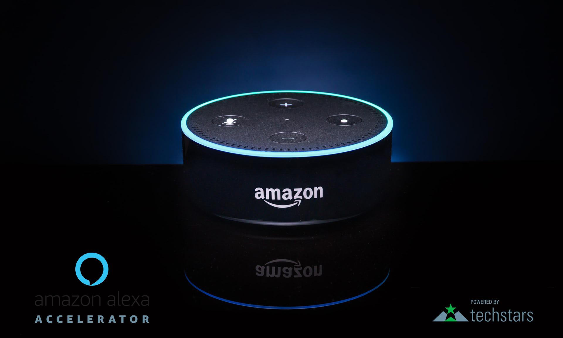 Amazon Alexa Accelerator propulse 9 startups