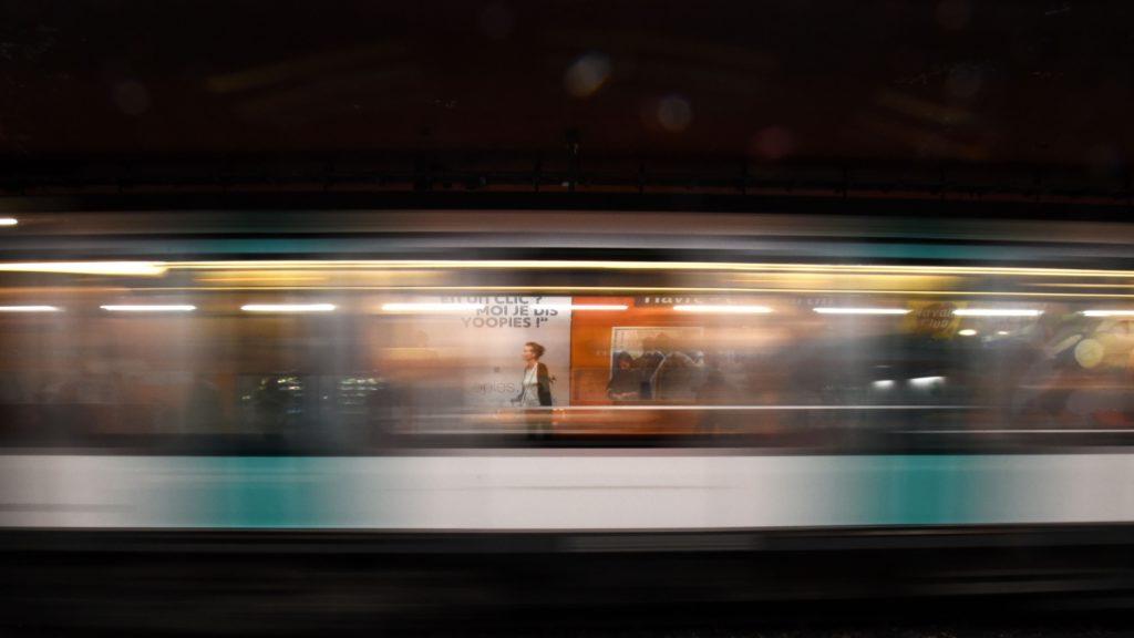action Google Home trafic RATP