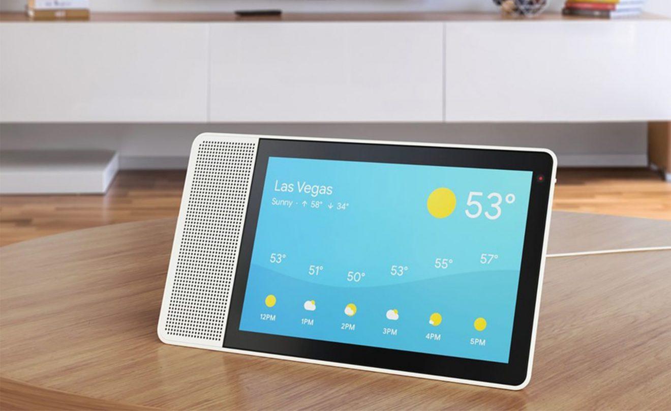 LEnovo intègre Assistant Google nouvelle tablette