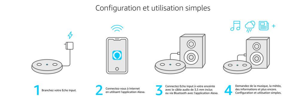 Echo Input installation
