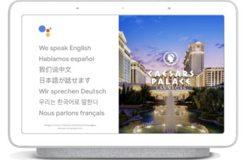 Google Assistant Interprete 27 langues