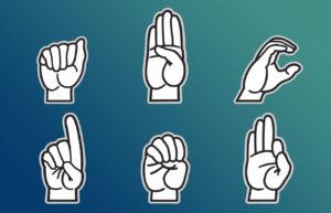Langue des signes Alexa