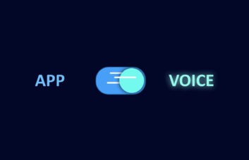 app mobile vs app vocale