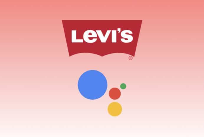 L'assistant vocal de Google est dans la veste connectée Levi's