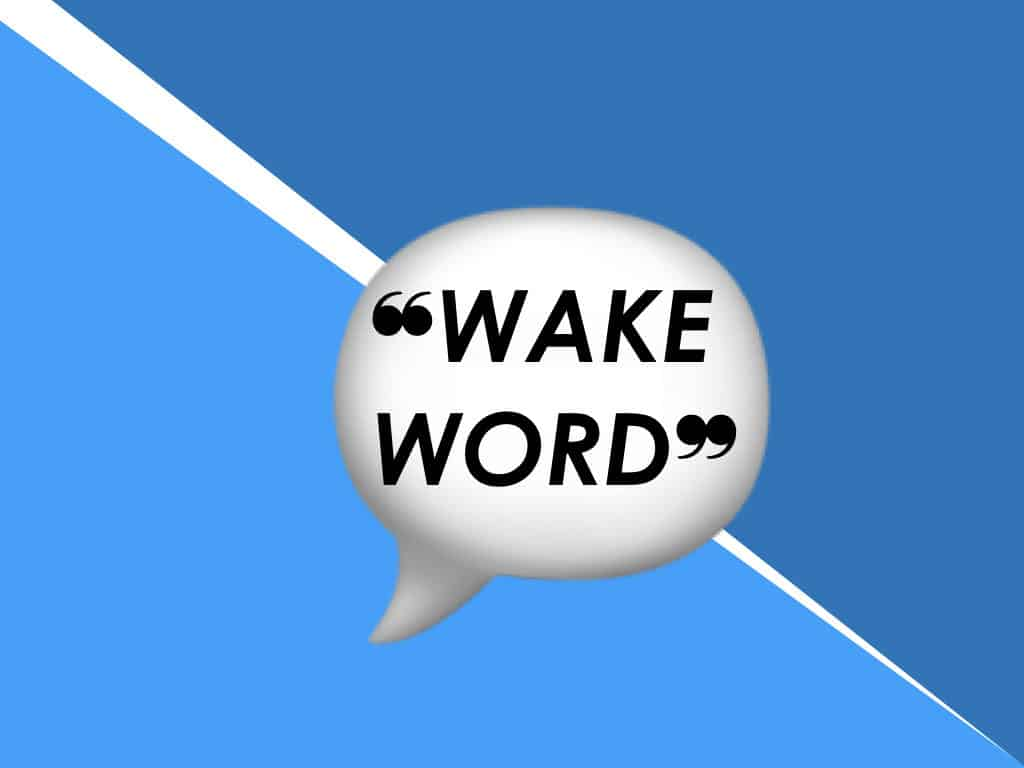 Wake word & assistants vocaux