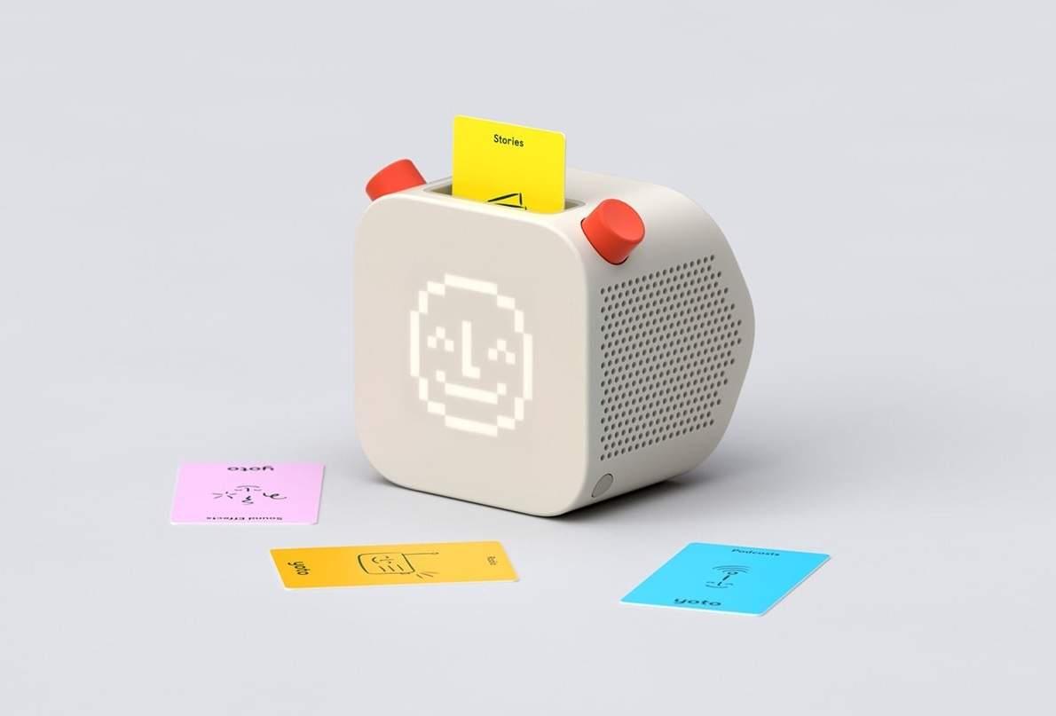 Une enceinte interactive conçue pour les enfants
