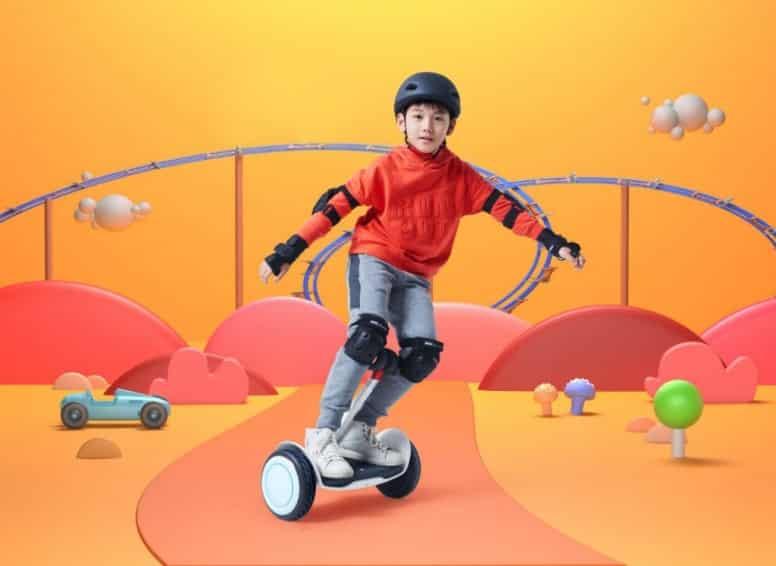 Xiaomi crée une trottinette électrique avec assistant vocal pour les enfants