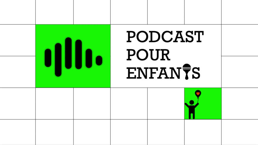 podcast enfant