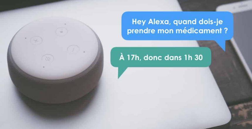 L'Assistant Vocal Alexa s'enrichit d'une nouvelle fonctionnalité