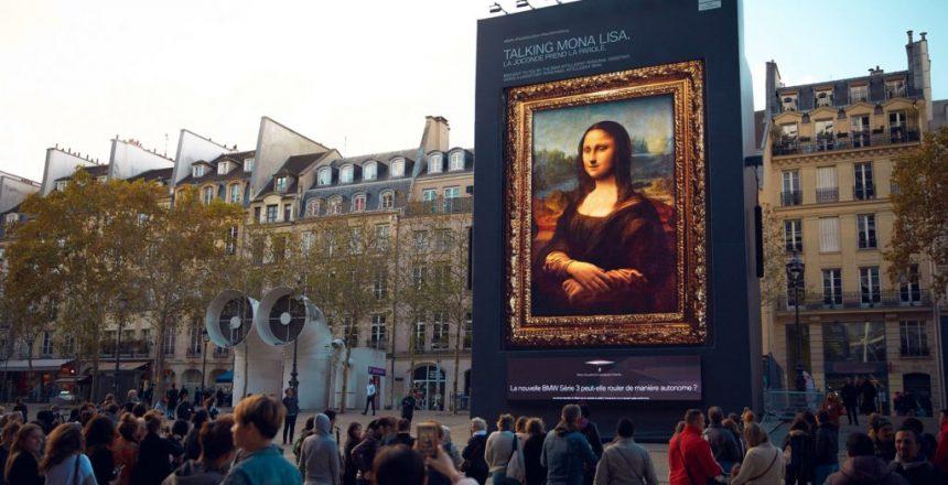 vocal moulin à paroles Mona Lisa