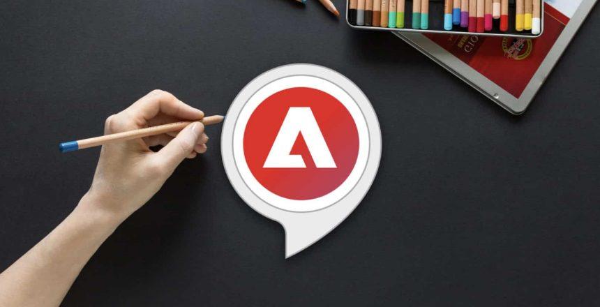 appli Alexa Adobe