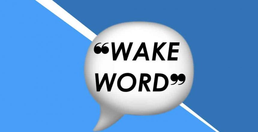 Wake word & assistants vocaux